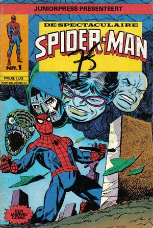 Spectaculaire Spiderman 1