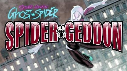 Spider-Geddon Spider-Gwen Ghost-Spider 1