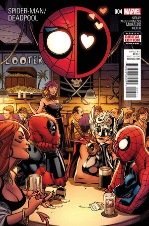Spider-Man Deadpool Vol 1 4