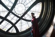 Stephen Strange (Earth-199999) in the Sanctum Sanctorum from Doctor Strange (film) 001