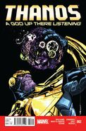 Thanos A God Up There Listening Vol 1 2