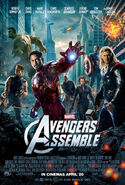 The Avengers (film) poster 011 (English version)
