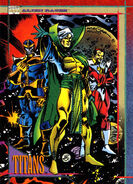 Titans (Eternals) from Marvel Universe Cards Series IV 0001