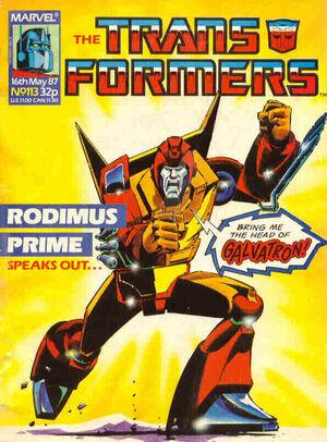 Transformers (UK) Vol 1 113