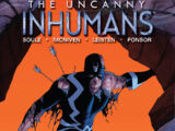Uncanny Inhumans Vol 1 0