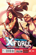 Uncanny X-Force Vol 2 2
