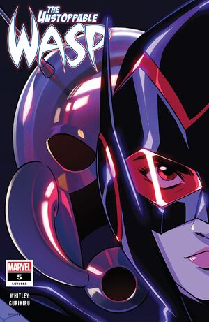 Unstoppable Wasp Vol 2 5
