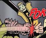 Val Ventura (Earth-71143) from World War Hulk Font Line Vol 1 4 001