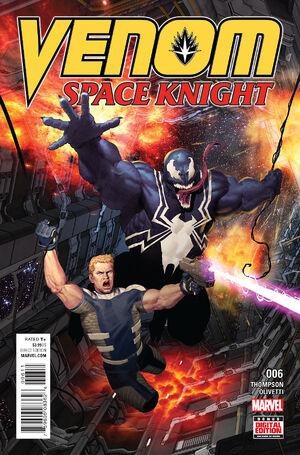 Venom Space Knight Vol 1 6