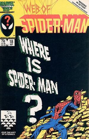 Web of Spider-Man Vol 1 18