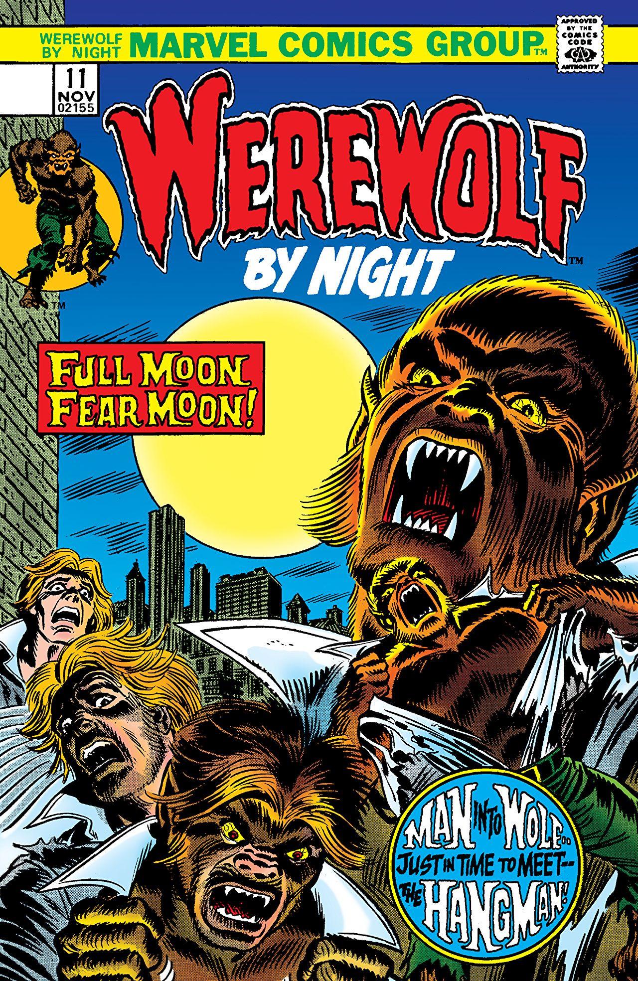 werewolf by night vol 1 11 marvel database fandom