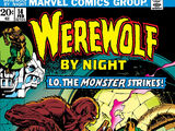 Werewolf by Night Vol 1 14