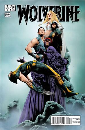 Wolverine Vol 4 6