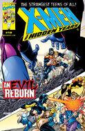 X-Men The Hidden Years Vol 1 10