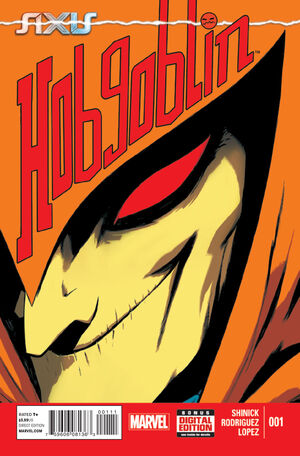 AXIS Hobgoblin Vol 1 1