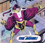 Aaron Nicholson (Earth-616) from Peter Parker, The Spectacular Spider-Man Vol 1 92 0001