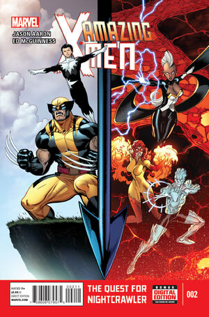 Amazing X-Men Vol 2 2