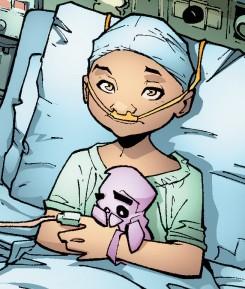 Amy Chen (Child) (Earth-616) Superior Spider-Man Vol 1 8