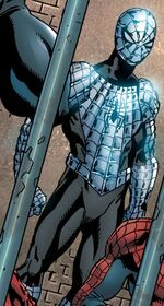 Armored Spider-Man (Zabo's mutates) (Earth-616) from Sensational Spider-Man Vol 2 36 0001
