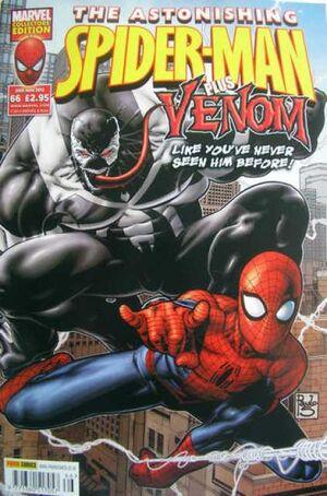Astonishing Spider-Man Vol 3 66