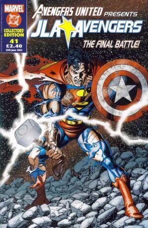 Avengers United Vol 1 41