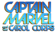 Captain Marvel and the Carol Corps (2015) logo