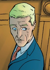 Chris Dingess (Earth-616) from Amazing Spider-Man Extra! Vol 1 1 0001