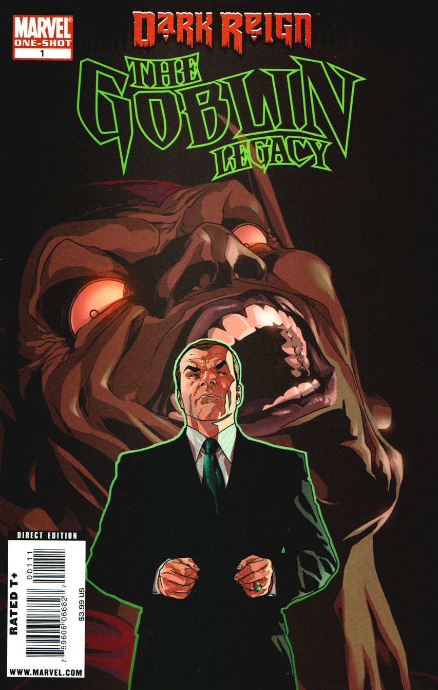 Dark Reign The Goblin Legacy Vol 1 1