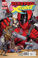 Deadpool vs. X-Force Vol 1 2