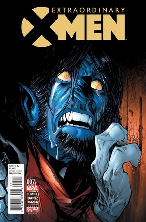 Extraordinary X-Men Vol 1 7