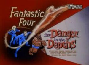 Fantastic Four (1967 animated series) Season 1 11 Screenshot