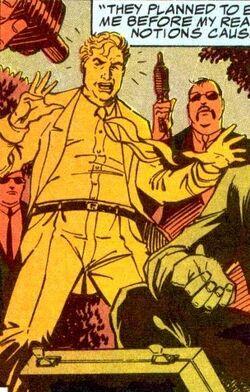 Forrest Hunt (Earth-616) from Punisher War Journal Vol 1 3 0001