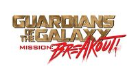 Guardians of the Galaxy - Mission Breakout! logo
