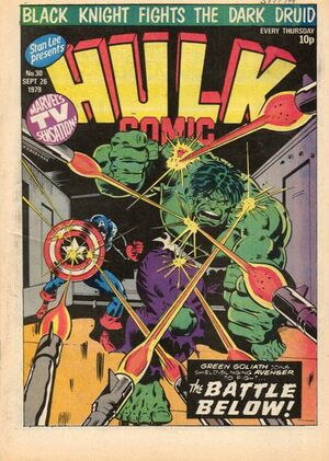 Hulk Comic (UK) Vol 1 30