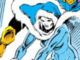 Ice Princess (Earth-616)/Gallery