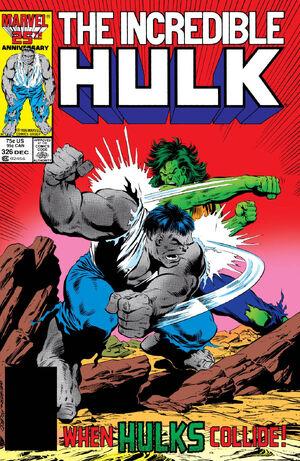 Incredible Hulk Vol 1 326