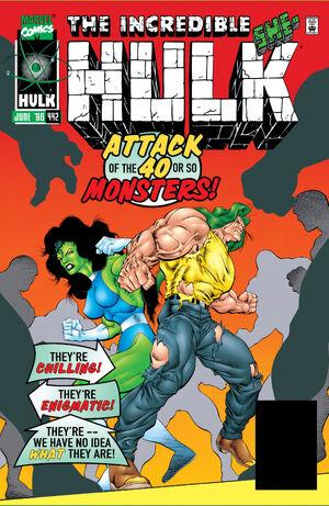 Incredible Hulk Vol 1 442