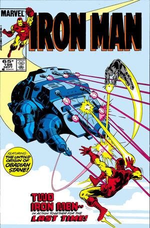 Iron Man Vol 1 198