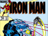 Iron Man Vol 1 198