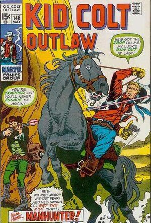 Kid Colt Outlaw Vol 1 146