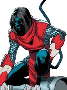 Kurt Wagner (Earth-616) from Extraordinary X-Men Annual Vol 1 1 001