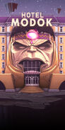 Marvel Contest of Champions Hotel M.O.D.O.K. 001