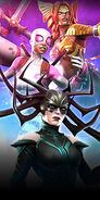 Marvel Contest of Champions Women of Power