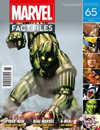 Marvel Fact Files Vol 1 65