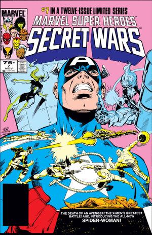 Marvel Super Heroes Secret Wars Vol 1 7