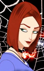 Mary Jane Watson (Earth-760207) from Spider-Man The New Animated Series 001