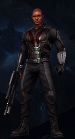 Michael Peterson (Earth-TRN012) from Marvel Future Fight 001