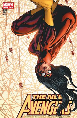 New Avengers Vol 1 15