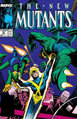 New Mutants Vol 1 67