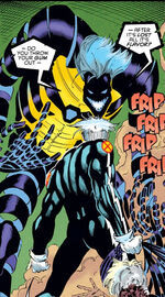 Nils Styger (Earth-295) from Amazing X-Men Vol 1 2 001